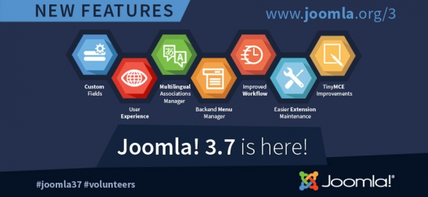 Joomla 3.7.0 Update der Basisapplikation